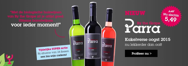 Parra By the Grape