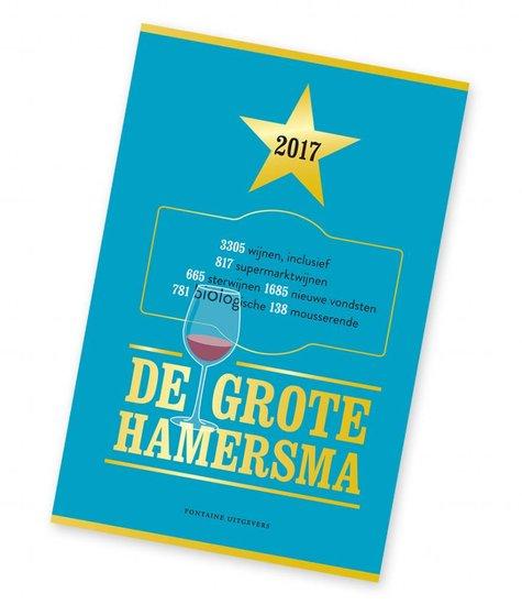 De Grote Hamersma 2017 (Boek)