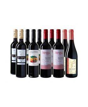 Proefpakket Best Verkocht - 10 flessen