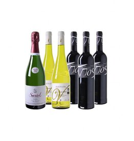 Biologisch Barbecue Wijnpakket - 6 flessen