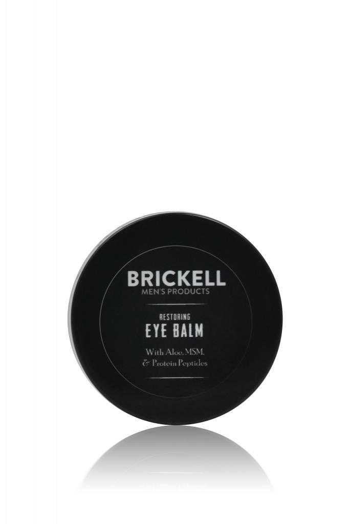 BRICKELL Men's Products Restoring Eye Balm .5oz