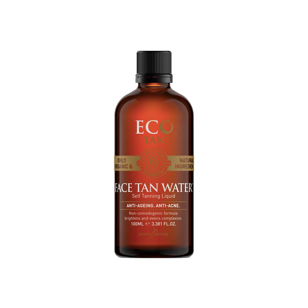 Eco by Sonya Face Tan Water 100ml