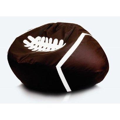 Bomba Rugbybal zitzak leatherlook Ø 130cm