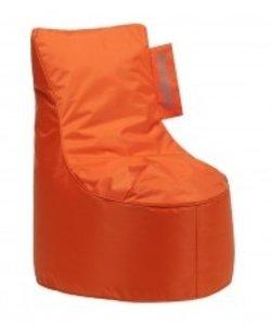 Loungies Chair Junior oranje