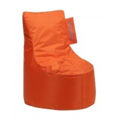 Loungies Loungies Chair Junior kinder zitzak oranje