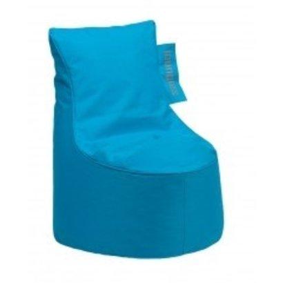 Loungies Loungies Chair Junior kinder zitzak aqua
