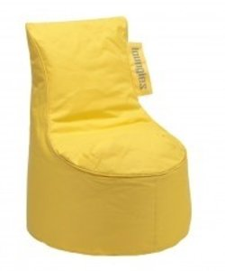 Loungies Chair Junior geel