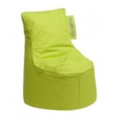 Loungies Loungies Chair Junior kinder zitzak groen