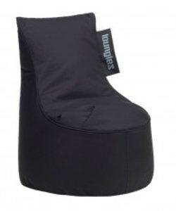 Loungies Chair Junior zwart