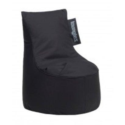 Loungies Loungies Chair Junior kinder zitzak zwart