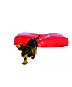 Sit on It Doggie hondenkussen red Footstep