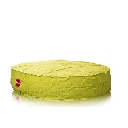 L&C beanbags L&C Donna Big Ø 138cm lime groen