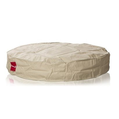 L&C beanbags L&C Donna Junior Ø 115cm creme