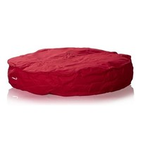 L&C beanbags L&C Donna Junior Ø 115cm rood