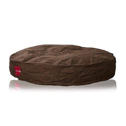 L&C beanbags L&C Donna Junior Ø 115cm bruin