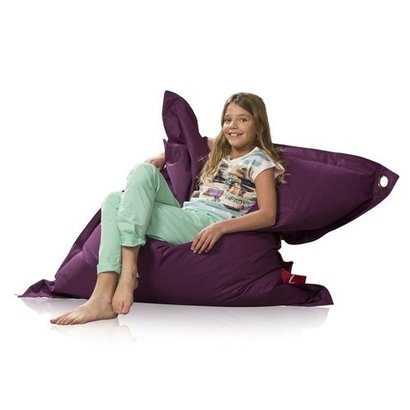 L&C beanbags L&C Fats Junior paars