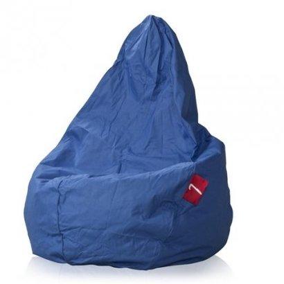 L&C beanbags L&C Pedro kobalt blauw