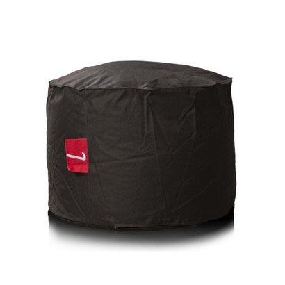 L&C beanbags L&C Roundy zwart