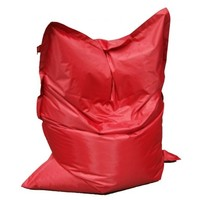 Bomba Bomba zitzak kind rood 100x140cm