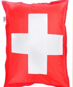 Red Label zitzak Swiss