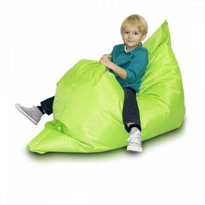 Bomba Kinderzitzak Bomba zitzak kind lime groen 100x140cm
