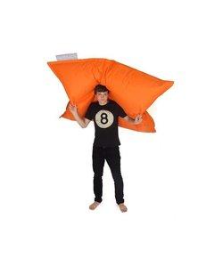 Fredsack Basic zitzak oranje