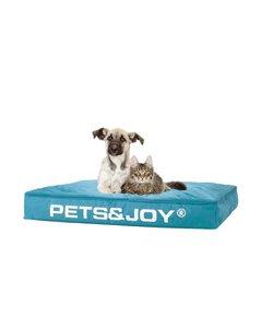 Hondenkussen Pets&Joy  aqua