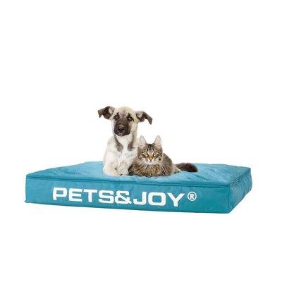 Sit&Joy Pets&Joy hondenkussen aqua