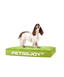 HondenkussenPets&Joy lime