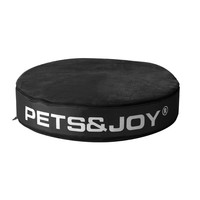 Sit&Joy Kattenkussen Pets&Joy kussen Ø60cm zwart