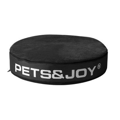 Sit&Joy Pets&Joy kussen Ø60cm zwart
