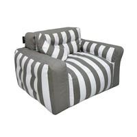 Slack Lifestyle Slack Indoor Director Grey/White stripe
