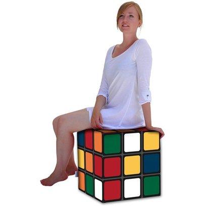 Fredsack Fredsack Hocker Rubik's Cube