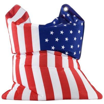Sitting Bull Sitting Bull zitzak Fashion large Stars and Stripes