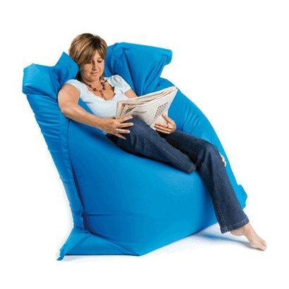 Sitonit Sit on It zitzak electric blue