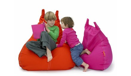 Kinder zitzak stoel