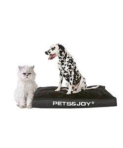 Hondenkussen Pets&Joy zwart