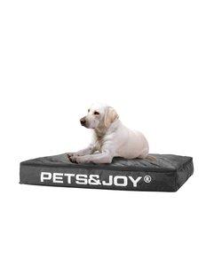 Hondenkussen Pets&Joy antraciet
