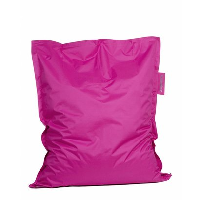 Loungies Loungies Classic groot zitzak Fuchsia