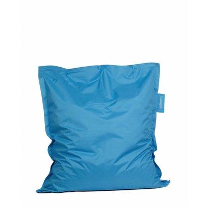 Loungies Loungies Classic middel zitzak aqua blauw