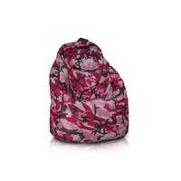 Bomba Bomba Relax zitzak camouflage roze