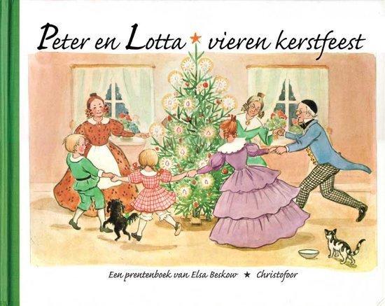 Elsa Beskow, Peter en Lotta vieren kerstfeest