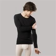 Living Crafts Hemd lange mouw wol/zijde Living Crafts 4763