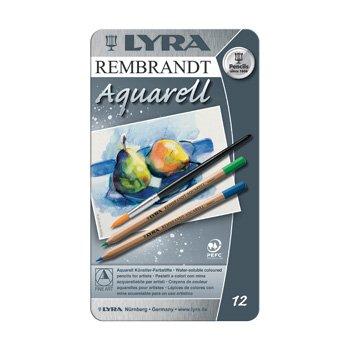 Lyra Rembrandt Aquarelpotloden 12 kleuren