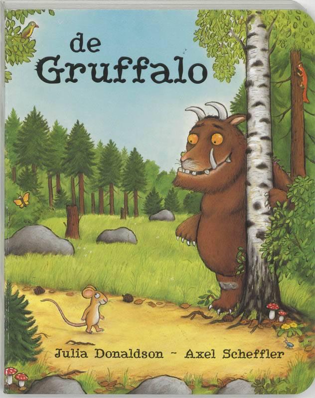 Julia Donaldson, De Gruffalo karton editie