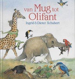 Ingrid & Dieter Schubert, Van mug tot olifant