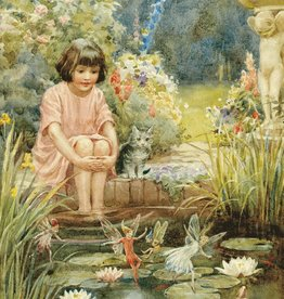 Margaret Tarrant The Water-Lily Pond PCE 003