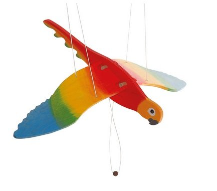Ostheimer Ostheimer Mobile Papagaai