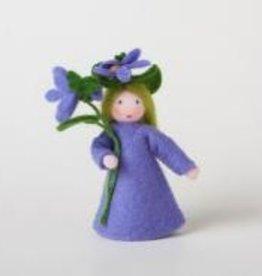 Roemeense Vingerpopjes Viooltje Violet (Bloem in de hand)