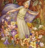 Poster Margaret Tarrant The Fairy Troupe MAS 463